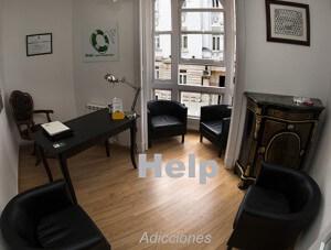 Help adicciones Galicia