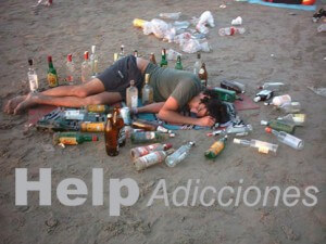 Centro de desintoxicación para el alcoholismo