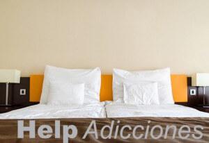 Centros desintoxicación Help instalaciones