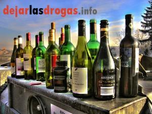 Inicio de los Problemas de Alcoholismo