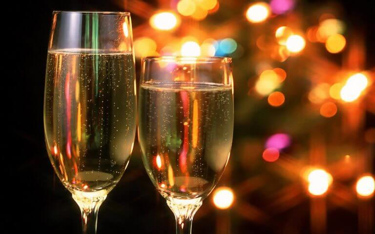 El consumo de alcohol estas navidades