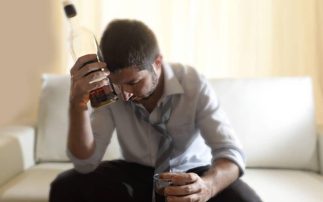 Confesión de un alcohólico: Vivir para beber