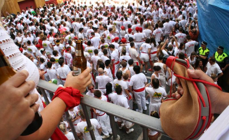 Las fiestas populares, una trampa que llama a las adicciones