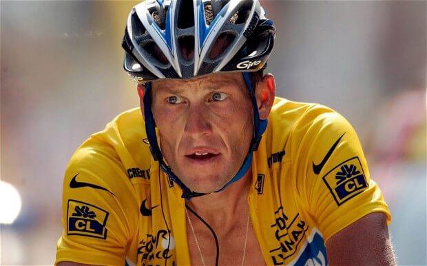 Lance Armstrong, el héroe caído