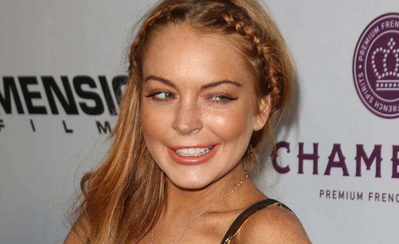 Lindsay Lohan, una joven que perdió el norte