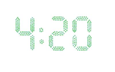 Origen del número 420 asociado a la marihuana